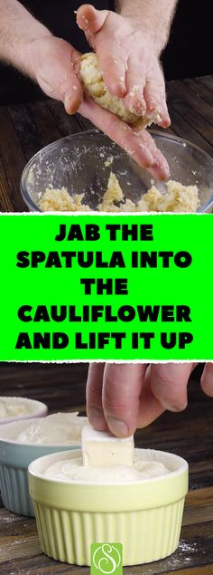 There's so much more to cauliflower than making a cheesy bake! #cauliflower #recipes #scrumdiddlyumptious #soup #schnitzel #souffle #cheese #bacon