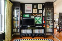 An Arlington Live-Work Loft - Nicole Lanteri - Interior Decorator