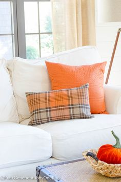 Fall Decorating Ideas {Finding Fall Home Tour 2015} @4gens1roof