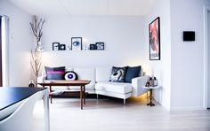 Lys bag sofa