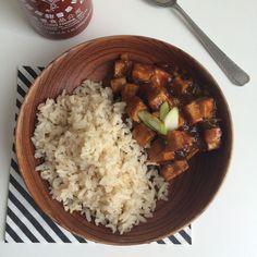Spicy tofu http://wateetjedanwel.nl/spicy-tofu/