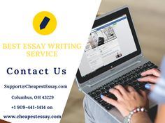 Need help with your essay writing homework? Essay help online from our professional writers can make your writing tasks easier! We offer the cheapest essay writing service with 100% original content, on-time delivery and money-back guarantee. Visit www.cheapestessay.com or call on +1 (909) 441-1414. buy college essays online, buy an essay online, buying essays, buying essays online, buy college essays
