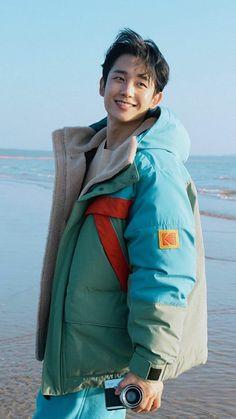 Handsome Actors, Cute Actors, Korean Men, Asian Men, Asian Actors, Korean Actors, Jung In, Cute Asian Guys, Cold Weather Outfits