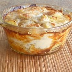 A legjobb Krémes francia rakott burgonya recept fotóval egyenesen a Receptneked. Vegetable Recipes, Meat Recipes, Vegetarian Recipes, Recipies, Hungarian Recipes, Hungarian Food, Good Foods To Eat, Potato Dishes, Recipes From Heaven