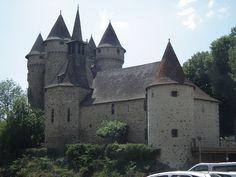 Château de Val, Auvergne, France