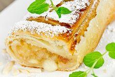 Strudel de Manzana Te enseñamos a cocinar recetas fáciles cómo la receta de Strudel de Manzana y muchas otras recetas de cocina.