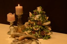 "Christmas time ""Bij Aafke"" www.bloemworkshops.nl"