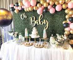 "HANA PARTY on Instagram: ""Pink and Navy Baby Shower Planning and Decorations: @hanapartycom Custom Gender Reveal Balloon: @jmkdesign2019…"" Navy Baby Showers, Gender Reveal Balloons, Hana, 1st Birthday Parties, Babyshower, Place Card Holders, Table Decorations, Party, Instagram"