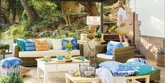 Villa With Private Pool, Vacation Villas, Outdoor Furniture Sets, Outdoor Decor, Stunning View, Luxury Villa, Spanish, Interiors, Home Decor