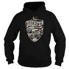 DOBERSTEIN Last Name, Surname Tshirt - #gift card #college gift