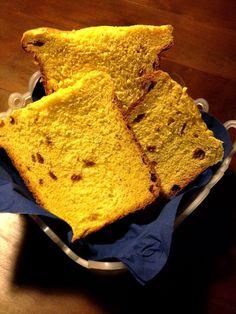 L'angolo della casalinga, ricette veloci e facili: Pan brioche alla zucca con macchina del pane (mdp)