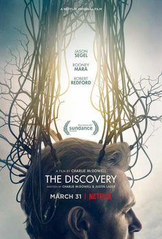 Netflix Releases Poster and Trailer for Afterlife Movie The Discovery