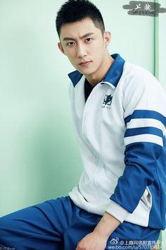 Huang Jingyu from Addicted (aka Heroin/Addiction) Web Series 上瘾网络剧