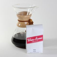 Water Avenue Coffee - One of my favorites