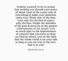 ~I Promise~