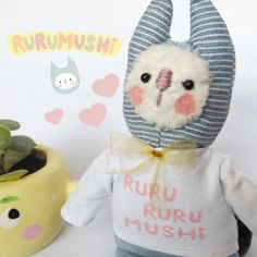 Hello everyone and welcome to my store!  It is a light doll perfect for playing or being used as decoration to give the place touches of magic, affection, delicacy and sweetness.  It is a doll for children and adults to play, but mainly my creations are designed for adults who are still children. Hello Everyone, Plushies, Art Dolls, Light Blue, Recycling, Create, Children, Fabric, Etsy