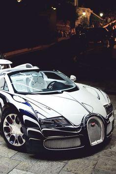 Bugatti Veyron L'Or Blanc - https://www.luxury.guugles.com/bugatti-veyron-lor-blanc-4/