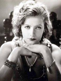 A Tribute To Greta Garbo Not Being Impressed
