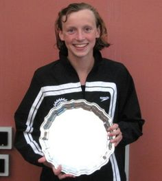 The first story of Katie Ledecky's historic 2011-2011 season.
