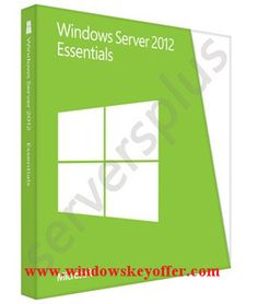 Windows server 2012 retail versions with the download link and a genuine license key ,only $69