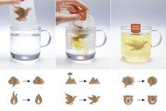 Awesome tea bags