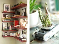 15 ideias para usar fotografia na decoração | Lomogracinha