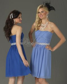 Forever Yours Bridemaids Spring 2013 - Style 7854