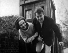 Ian and Barbara #doctorwho