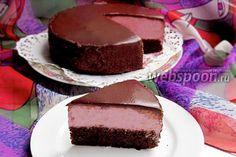 Торт-мусс Вишня в шоколаде рецепт с фото на Webspoon.ru
