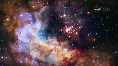 The Hubble 25th Anniversary image was revealed.