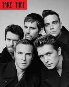 Take That. I definitely want them back for good Robbie Williams Take That, Howard Donald, Jason Orange, Mark Owen, Gary Barlow, Uk Singles Chart, Television Program, New Kids, Pop Group