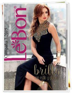 Catalogo Lebon Campaña 7 2015 con nueva ropa de moda. Consulta los precios y las ofertas Colombia