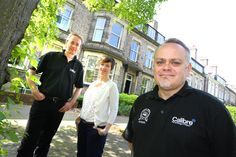 Ambitious Newcastle-based Calibre looks to double turnover
