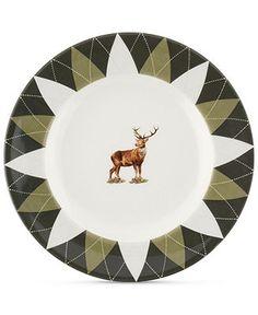 Spode Dinnerware, Glen Lodge Bread & Butter Plate - Casual Dinnerware - Dining & Entertaining - Macy's