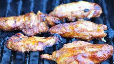 Chicken breast strips are marinated in Mexican-inspired flavorings and grilled for a tasty and simple fajita-style meal that can be served with other fajita ingredients, like cooked green bell pepper with white or yellow onions, jalapeno slaw, and homemade salsa.
