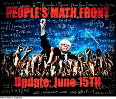 June 15th: A hasty but substantial update on the real math of the primaries & our strategies for moving forward…