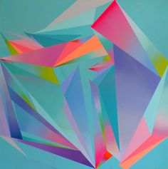 Diamonds cm, acrylic on canvas 2014 Diamonds, Wallpapers, Paintings, Colorful, Artists, Abstract, Canvas, Artwork, Beautiful