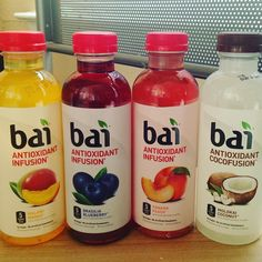 Anyone else obsessed with @drinkbai ?  They're so good! I like to add some to my ACV drink to give it flavor.  by lizlovelift