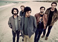 "Young the Giant have a new video for their track ""It's About Time"". Watch it here - http://youtu.be/DO6LJUyNA0M"