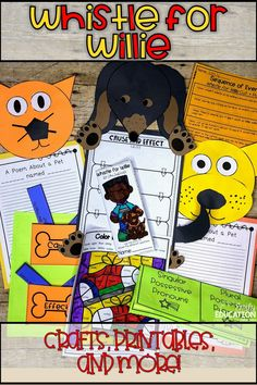 Engaging activities for Whistle for Willie for Journeys Grade Unit 5 Lesson Includes printables, worksheets, posters for focus wall, crafts and more! Teaching Writing, Writing Rubrics, Paragraph Writing, Opinion Writing, Persuasive Writing, Whistle For Willie, Classroom Crafts, Classroom Ideas, Journeys First Grade