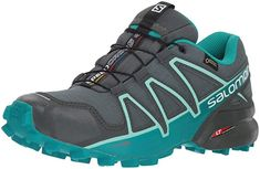 online shopping for Salomon Women's Speedcross 4 GTX W Trail Running Shoe from top store. See new offer for Salomon Women's Speedcross 4 GTX W Trail Running Shoe Trail Running Shoes, Hiking Shoes, Running Sneakers, Pumps, Pump Shoes, Women's Shoes Sandals, Shoes Sneakers, Athleisure, Salomon Shoes