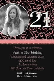 21 Best 21st Birthday Invitations Images