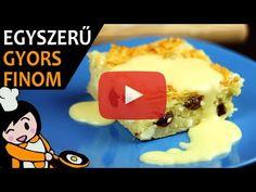 VARGA BELES Make It Yourself, Cooking, Youtube, Desserts, Recipes, Food, Kitchen, Tailgate Desserts, Deserts