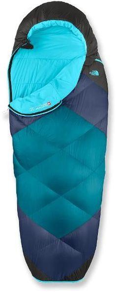 The North Face Campforter 20 Sleeping Bag Ensign Blue/Asphalt Grey Regular