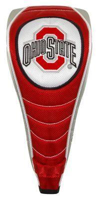 Team Effort NCAA Shaft Gripper Golf Driver Headcover - Ohio State University
