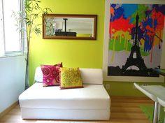 decoração alternativa para apartamento - Pesquisa Google