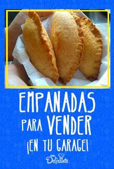 recetas de empanadas para vender