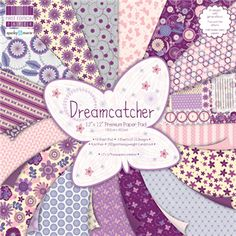 """First Edition Paper Dreamcatcher 12x12"""" Paper Pad"""