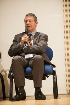 Franck Gambelli (UIMM) lors de la Journée d'information Seirich du 15/09/2015 à Paris © INRS