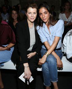 Capucine Safyurtlu and Virginie Mouzat ... my two favorites